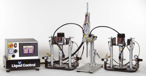 雙液型精密微量計量閥