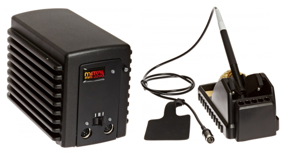 MFR-2200 系列雙路輸出 (同步焊接與返修系統)