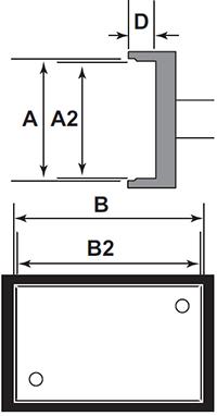 RxP 返修烙鐵頭 - 四邊形 (QUAD)
