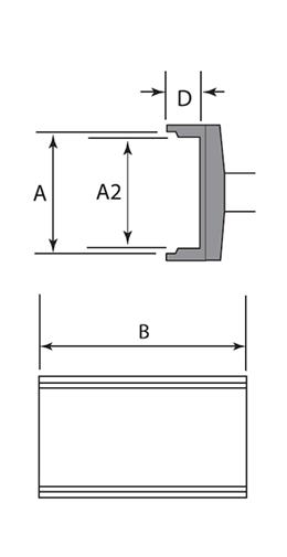 SMTC 返修烙鐵頭 - 隧道式 (TUNNEL)