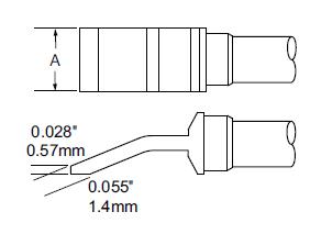 TxP 鑷型烙鐵頭 - 重型 (HEAVY DUTY)